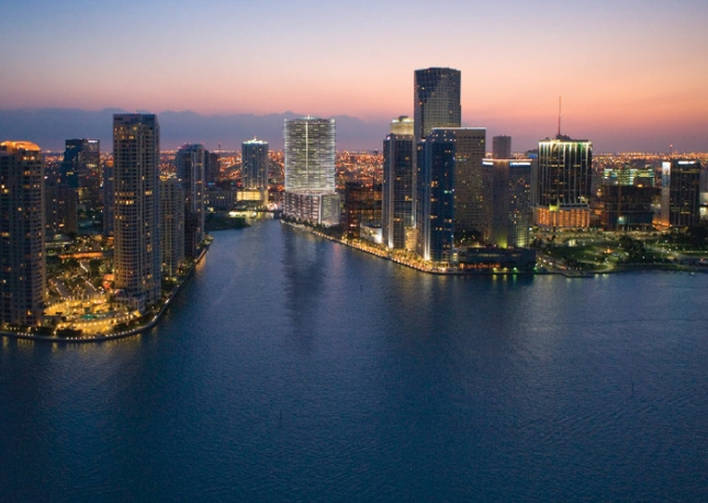 Miami-Florida-arial-view