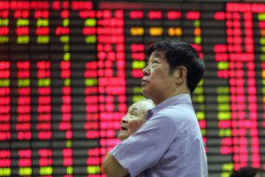 Chinese stock real estate shanghaidrop investment