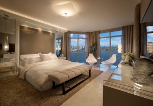 Marina palms aventura luxury preconstruction condos model unit