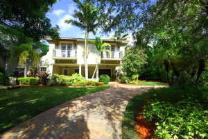 Coconut Grove house, real estate, miami