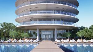 Eighty Seven Park miami real estate pool deck