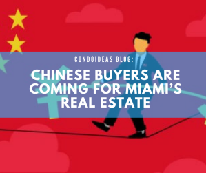 Chinese buyers are coming for Miami's real estate