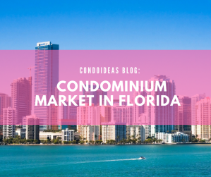 Condominium market in Florida