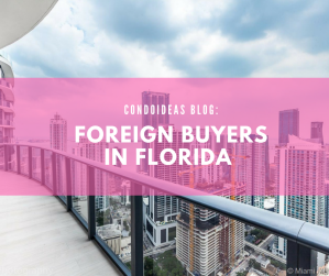 Foreign buyers in Florida